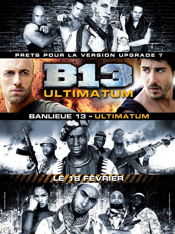 მე-13 რაიონი:ულტიმატიუმი (ქართულათ)